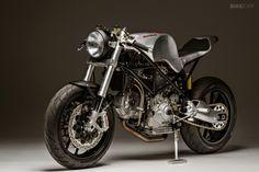 Les Café Racer Ducati