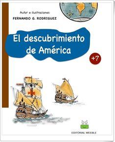 """Recursos didácticos para imprimir, ver, leer: """"El descubrimiento de América"""" (Libro de Fernado G. Rodríguez)"""