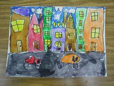 cityscapes 1st grade