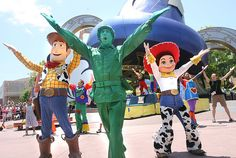 Disney Hollywood Studios def have to b here for the afternoon parade mayb half a day