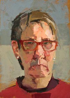 Nacida en Hartford, Connecticut y recibió su BFA en pintura de la Massachusetts College of Art and Design en 1989 y su maestría en la pin...