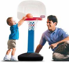 Little Tikes EasyScore Basketball Set, http://www.amazon.com/dp/B001BKX0V4/ref=cm_sw_r_pi_awdm_.TRrub08C2350