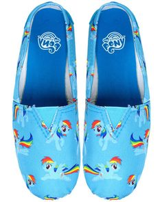my little pony on Wanelo My Little Pony Shoes, Cute Flats, All About Shoes, Slip On Shoes, Toms, Slippers, Shoe Bag, My Style, Sneakers