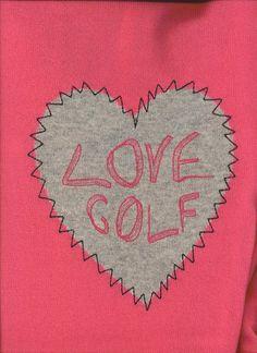 Love golf // Golf Rolling Hills Country Club