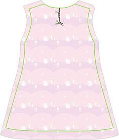 de droomfabriek: Gratis patroon tricot jurkje met lange mouw - free pattern long sleeve dress