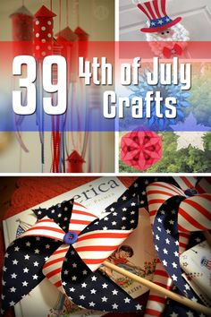 4th of July Crafts | Craftspo
