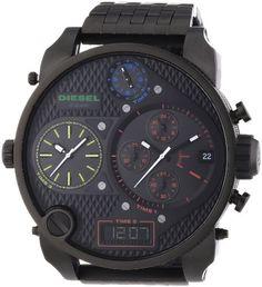 Diesel Herren-Armbanduhr XL SBA Chronograph Quarz Edelstahl beschichtet DZ7266 | Your #1 Source for Watches and Accessories