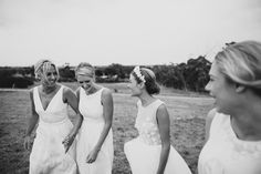 Edwina and Tom's Geelong At Home Wedding - these kinds of photos are the very best !