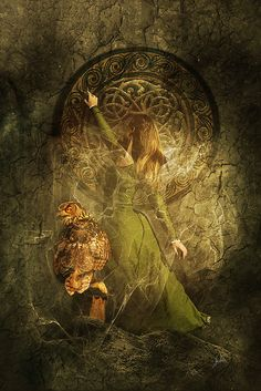 Celtic Fantasy Art | Celtic imaginings | fantasy art, etc