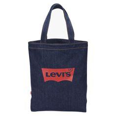 Levi's Batwing Tote Bag<p>Denim