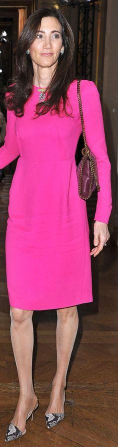 Nancy Shevell fashion