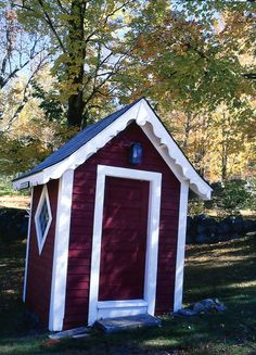 outhouse--be cute as a garden shed