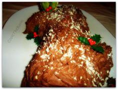 Των Χριστουγέννων...Κορμός!-Buche de Noel!