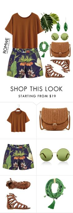 """""""Tropical Fever"""" by stavrolga on Polyvore featuring Deux Lux, Penfield, Victoria, Victoria Beckham, O'Neill, Rosantica, Aurélie Bidermann, tropical and polyvoreeditorial"""