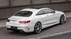 Genève 2016 : FAB Design s'attaque à la Mercedes Classe S Coupé