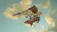 Pyramidion - Guns of Icarus