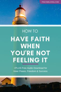 When you're facing life challenges and your faith is tested, here's how to reconnect with faith and stay strong. Click through for the free coaching video and the bonus free audio download of spiritual truths for inner peace and freedom.