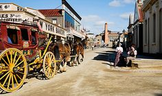 Sovereign Hill - Ballarat, VIC Australia