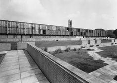 University of Oxford, St Catherine's College (1963-64)   Arne Jacobsen