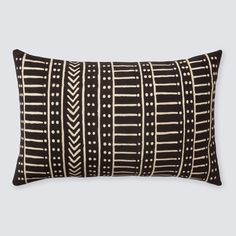 Check out the Minuit Mud Cloth Lumbar Pillow in Bed Pillows, Fabrics & Linens from The Citizenry for Bungalow, Style Indien, Lumbar Pillow, Throw Pillows, Pillow Cases, Feng Shui Items, Feng Shui Design, How To Feng Shui Your Home, Feng Shui Colours