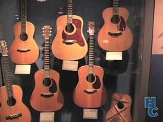▶ Martin Guitar Factory Tour Part 6 (of 6) - The History of Martin Guitars - YouTube