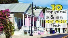 The southernmost city in the United States is located on the last island of the Florida Keys archipelago.