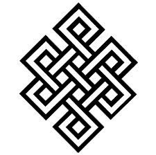 Endless Knot, interrelation of all things