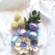 Annemone #bungaflanel#bungajogja#wisudajogja#bungaflaneljogja#hadiahwisuda#bungawisuda#feltflower#feltbouquet#bouquetjogja#bouquetbunga#buketbunga#buketflanel#creatorslane#craftpeneur#handmadeflower