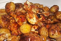 Cooking Time, Chicken Wings, Sprouts, Chicken Recipes, Vegetables, Pork, Salads, Vegetable Recipes, Veggies