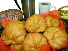 Hand made with a delicate flaky texture, buttery taste and irresistible aroma. www.delibaking.com