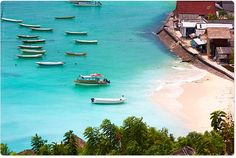 Note to self - visit this place next time in Bali!!  Lembongan Island, main drag