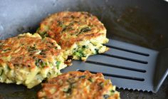 These salmon patties can be made, start to finish, in under 30 minutes, and they only require four ingredients! Great source of omega-3s and calcium.