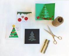 Visst är det något alldeles särskilt att få ett handgjort julkort? Och det behöver inte alls vara svårt.  Vi sökte runt på Pinterest och hittade flera bra tips och satte igång och började tillverka. Här är några bra länkar:  http://www.pinterest.com/pin/481533385129193318/ http://www.pinterest.com/pin/464293042809016467/ Lycka till!