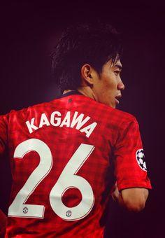 Shinji Kagawa | Manchester United