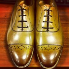 The Shoe Snob: I Love Edward Green.....And You Should Too!