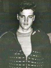 Elvis in Germany, 1959.