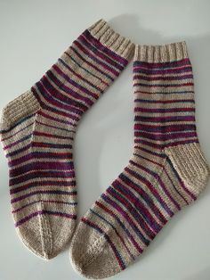 This pattern has taken me way too long to actually go live, but I pleased to say it's now live and ready to be knitted. Crochet Socks, Knitted Slippers, Knitting Socks, Free Knitting, Knit Crochet, Knit Socks, Knitting Videos, Patterned Socks, My Socks