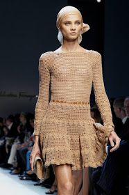 Uncinetto d'oro: Delizioso abito!!!