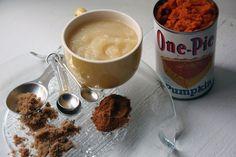left on cardspond: Pumpkin Soup