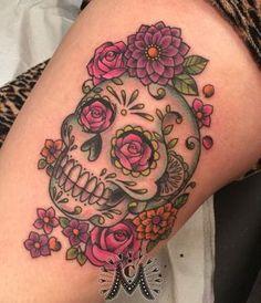 Crystal Martinez's portfolio: tattoocloud.com/guerramarz