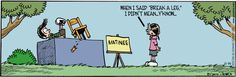 Grand Avenue strip for August 14, 2015