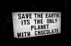 @heather: And THIS one reminds me of you. Chocolate, sometimes the only thing that gets me thru the day!