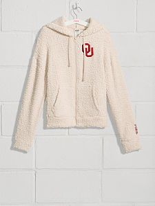 Shop the University of Oklahoma college apparel collection and show your school spirit. Find cute college hoodies, sweatshirts, t-shirts, and more today at PINK! College Hoodies, College Apparel, University Of Oklahoma, Perfect Mother's Day Gift, College Outfits, Hooded Jacket, Pullover, Zip, Sweatshirts
