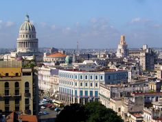 Have to go back to my roots. Havana, Cuba.