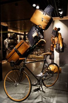 Berluti 1895, leather shoes, boots,bags, wallets, pinned by Ton van der Veer