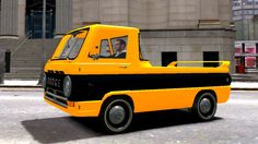 1964 Dodge A100 Pickup | #182 New Cars / Vehicles in GTA IV [ENB ...