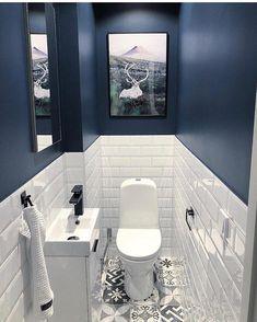 bathroom ideas master bathroom ideas ` bathroom ideas small ` bathroom ideas on a budget ` bathroom ideas modern ` bathroom ideas master ` bathroom ideas apartment ` bathroom ideas diy ` bathroom ideas small on a budget Small Downstairs Toilet, Small Toilet Room, Downstairs Bathroom, Bathroom Layout, Master Bathroom, Master Baths, Budget Bathroom, Guest Toilet, Bathroom Makeovers