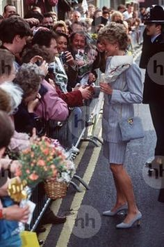 On May 19th in 1993 Princess Diana carried out a busy day of public engagements in West Yorkshire, visiting Leeds and Wakefield.