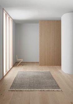 Nordic Living, Danish Design, Nordic Design, Natural Rug, Handmade Rugs, Lana, Hardwood Floors, House Design, Interior Design