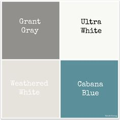 Gray bathroom colors for a small bathroom - ThriftDiving.com